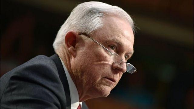 美國司法部長傑夫·塞申斯