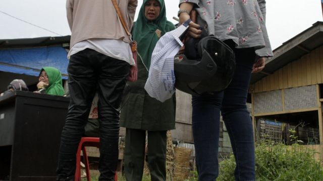 razia celana Aceh
