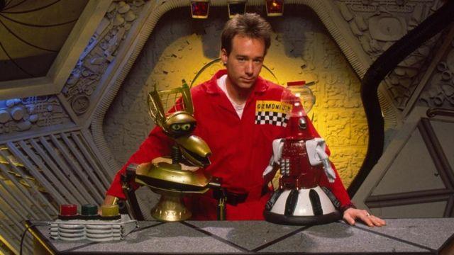 Серіал Mystery Science Theater 3000