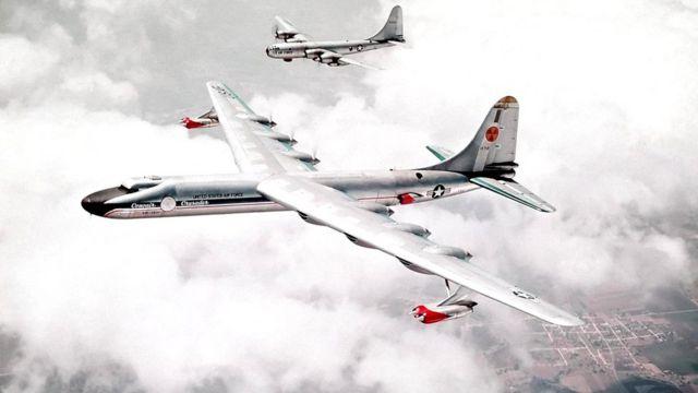 Единственный экземпляр NB-36H совершил несколько десятков полетов, но установленный на нем ядерный реактор ни разу не использовался в качестве силовой установки