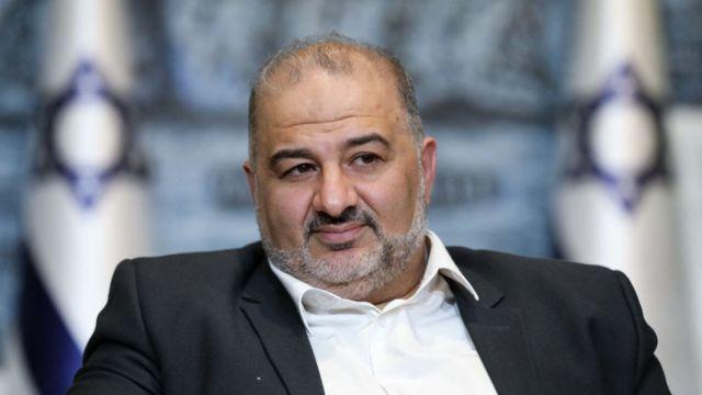 Mansour Abbas.