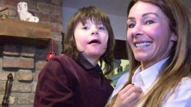 Billy Caldwell: 'Let me treat epileptic son at home', says mum