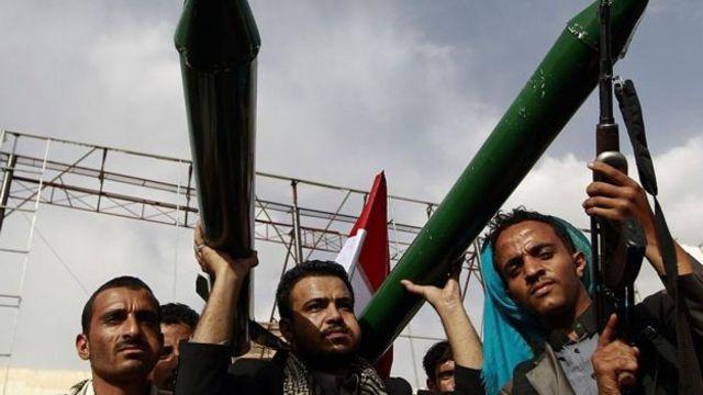 عربستان سعودی و متحدان آن کشور ایران را به حمایت مالی و نظامی از حوثیها متهم میکنند