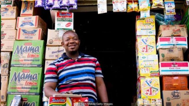 超过30%的尼日利亚人自行创业或拥有和管理新企业