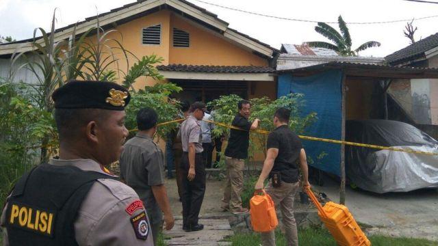 Rumah di Riau