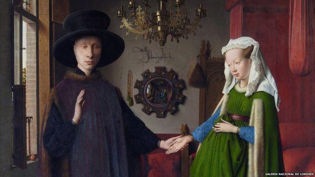 Pintura de Jan van Eyck