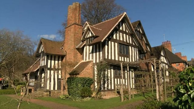 Selly Manor as it looks today