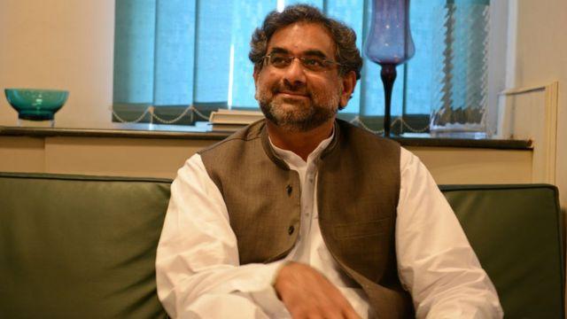 شاہد خاقان عباسی، وزیر اعظم