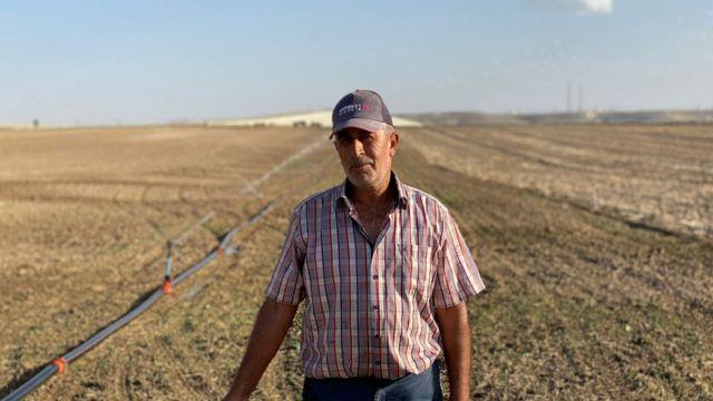 Çiftçi Yaşar Ünal: 'Masraflarımızı ancak krediyle karşılayabiliyoruz ve kâr edemiyoruz'