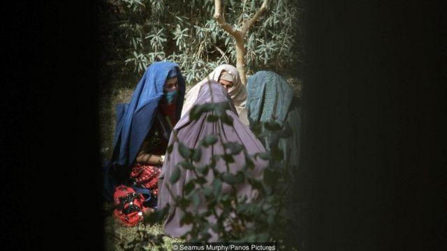 अफ़ग़ानी युवतियां