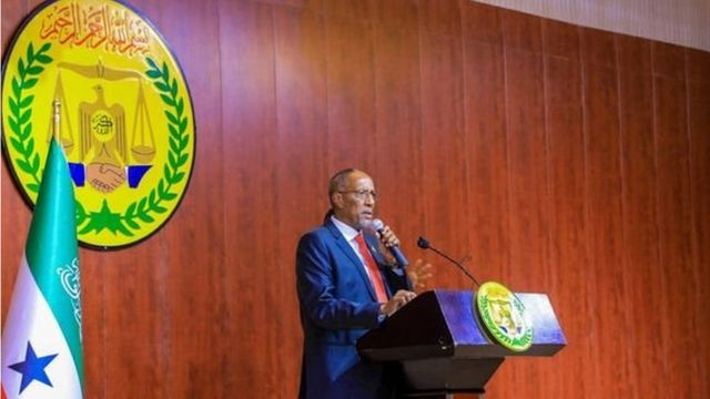 Madaxweyne Muuse Biixi