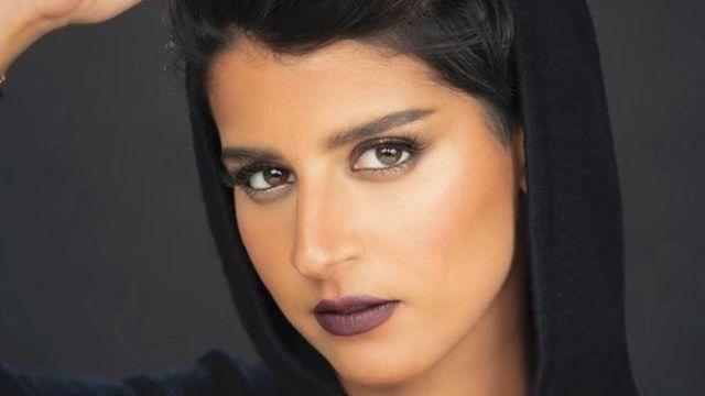 الممثلة نورة العميري Nora Amiri Twitter 5