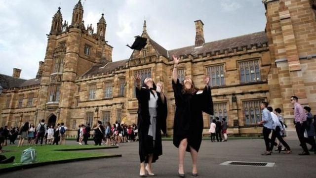 دانشگاه استرالیا