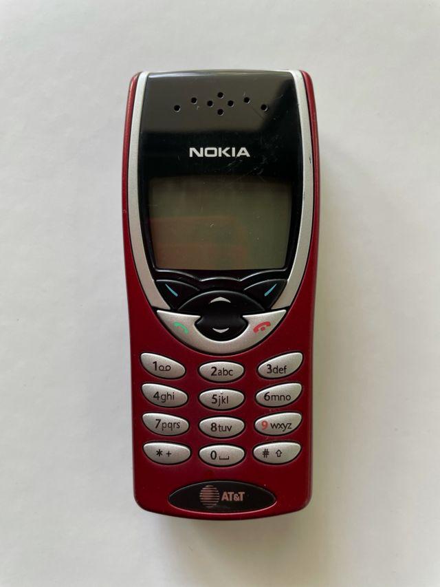 Teléfono Nokia.