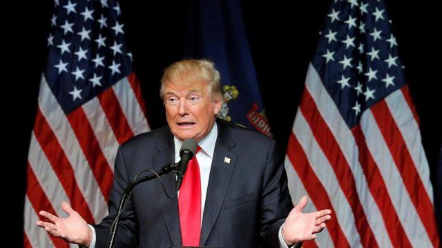 Importantes nomes do Partido Republicano não vão participar da oficialização de candidatura de Trump