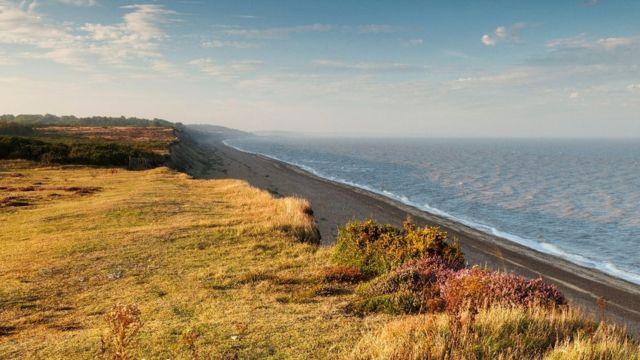 Urgent coastal protection needed, says National Trust