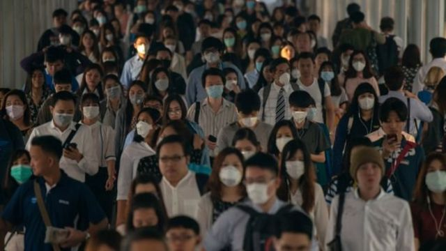 武漢肺炎:醫用口罩能防止病毒傳播嗎? - BBC 英伦网