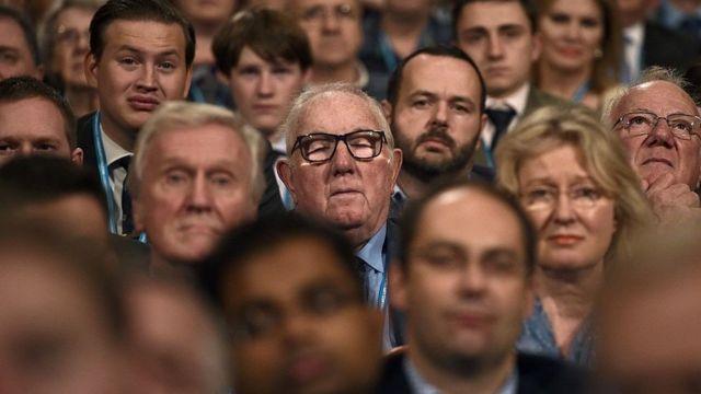 Publika na konferenciji torijevaca