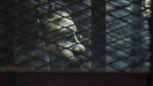 الناشط علاء عبد الفتاح