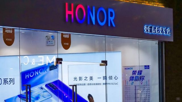 Chinese smartphone-maker Huawei is selling its youth-focused budget brand Honor.