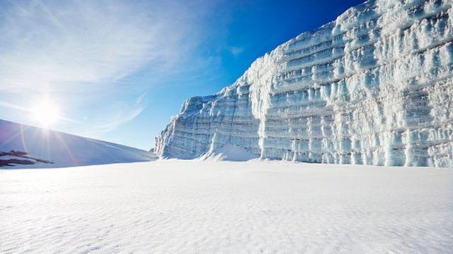 Glacier (file picture)