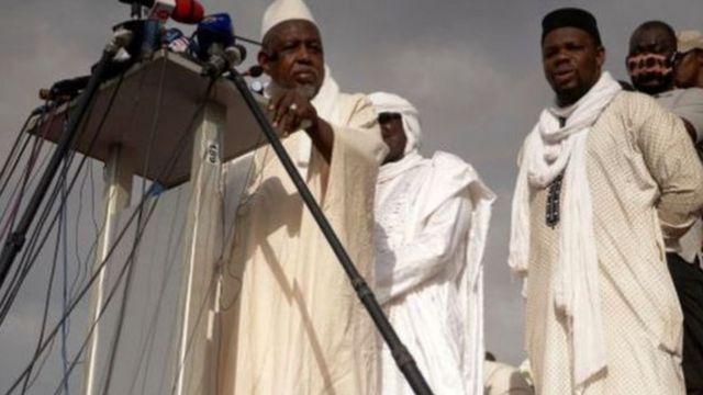 درس الإمام ديكو في السعودية