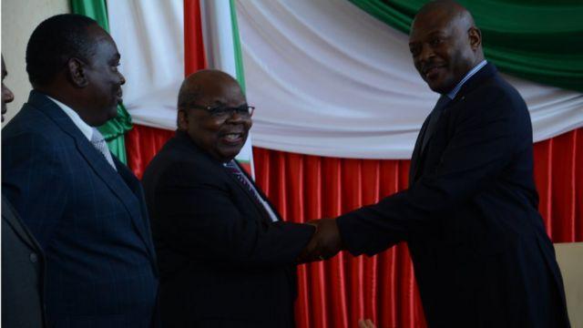Umuhuza Mkapa avuga ko hagiye kubandanya ibiganiro mu kwitegurira amatora ya 2020