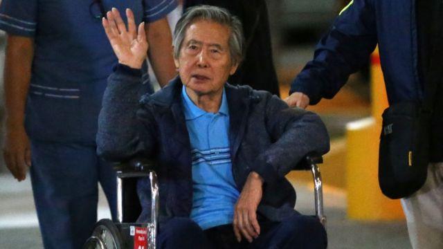 Alberto Fujimori volvió a prisión en enero de este año.
