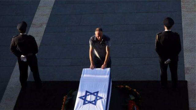 Isandugu ryashinguwemwo Shimon Peres