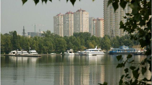 Киевская недвижимость является активами и источниками доходов значительной части кандидатов в президенты
