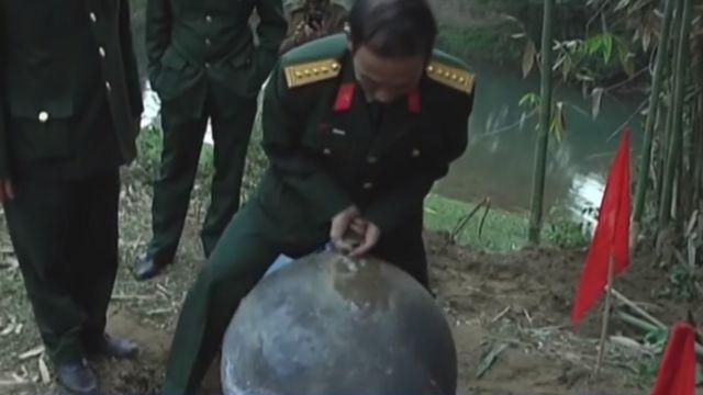 Vietnam: Officials probe mysterious 'space balls'