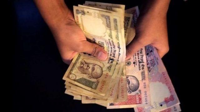 भारत की नोट बंदी