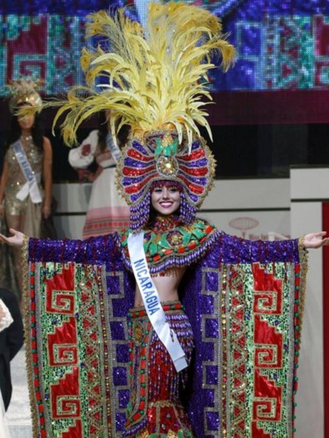 برياني شامورو ملكة جمال نيكاراغوا