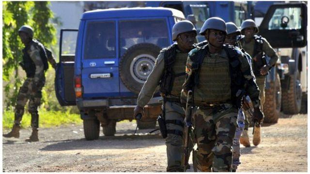 Mali, armée