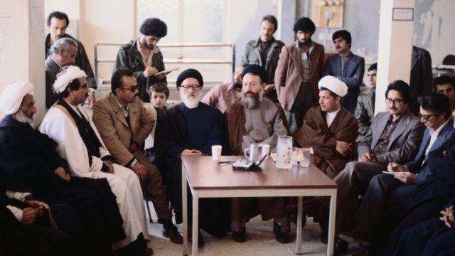سران جمهوری اسلامی در دیدار با رهبران کردها