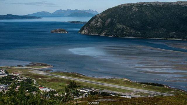 नॉर्वे की एक तस्वीर
