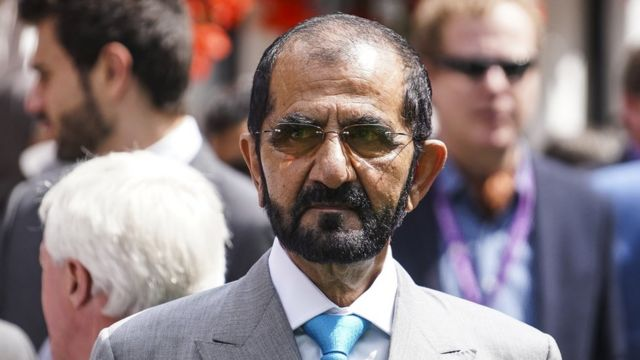 Jeque Mohammed bin Rashid al Maktoum
