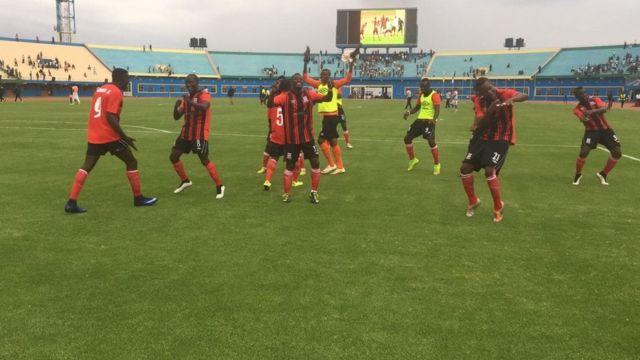 Zanaco FC1-0 APR FC