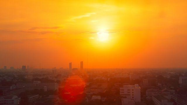 Cidade sob o sol