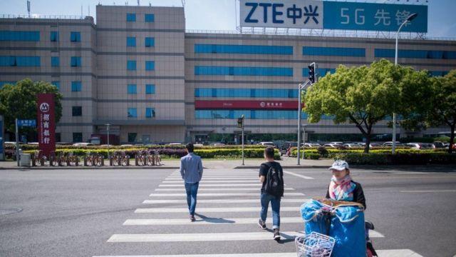 Động thái của Hoa Kỳ đã khiến ZTE phải ngừng hoạt động sản xuất chính vào tháng trước