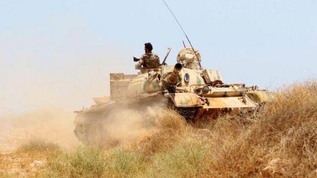 Ingabo za leta ya Libya ishigikiwe na ONU zambuye IS umuji wa Sirte biciye mu ntambara zikomeye