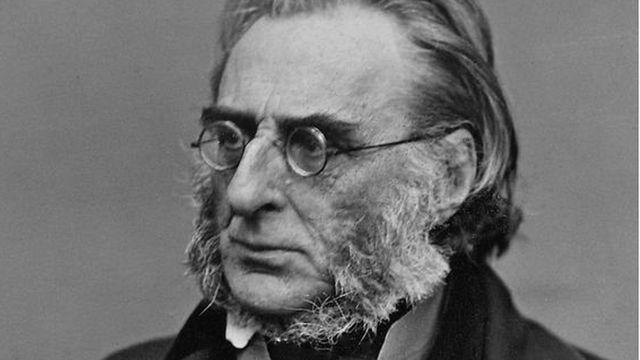 Чарльз Напье, фотография приписывается Уильяму Эдварду Килбурну.