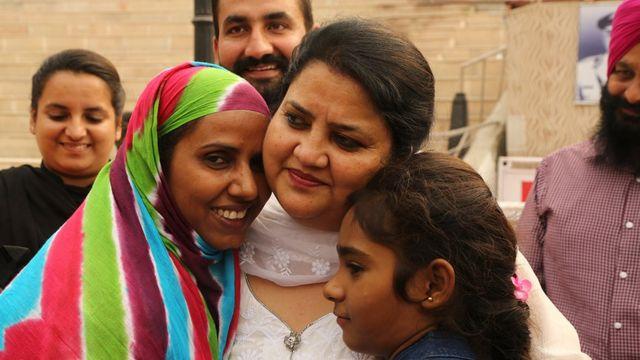 پاکستان، حنا، امرتسر