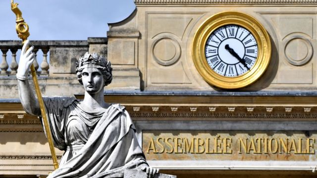 'Historic day' - French-German parliament meets