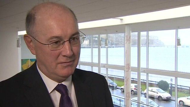 Simon Dean, interim chief executive, Betsi Cadwaladr University Health Board