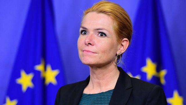 Inger Stojberg (file pic 2016)