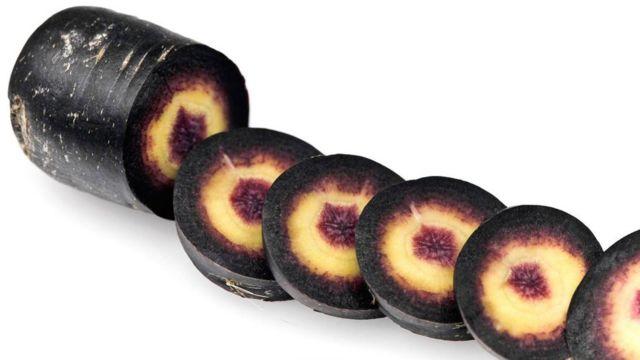 紫色胡萝卜