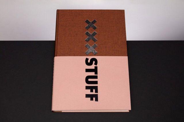 """Книга """"Amsterdam Stuff"""""""
