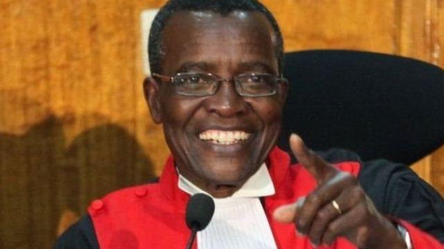 Umucamanza mukuru, David Maraga