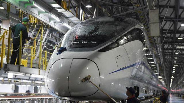 รถไฟจีน